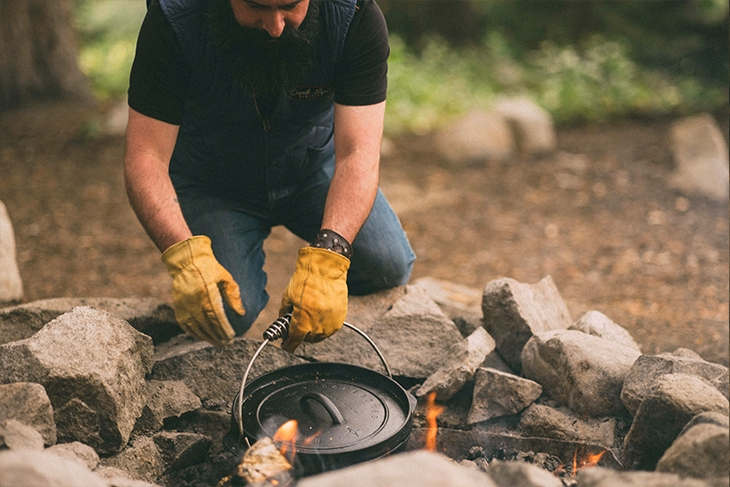 dutch oven campfire cooking recepies